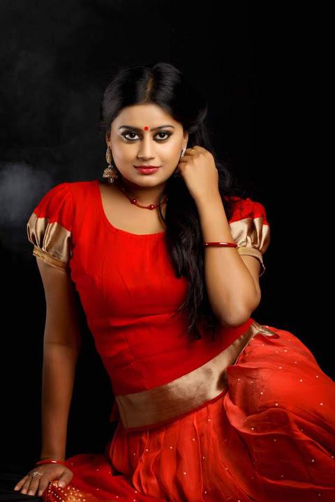 Ansiba hassan red dress wide pics