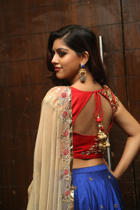 Anu emmanuel photoshoot backless pictures