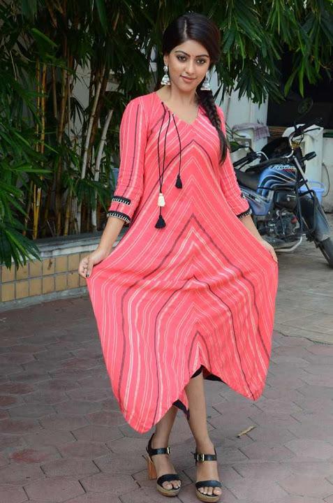 Anu emmanuel pink dress cool photos