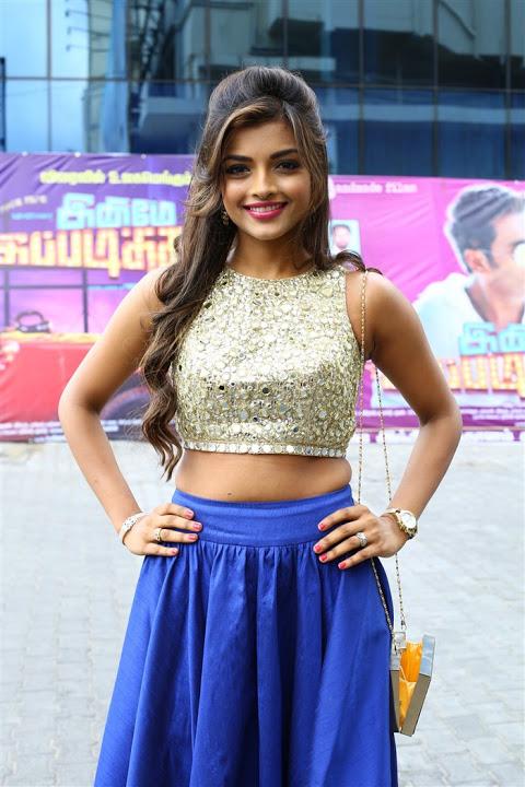 Ashna zaveri inimey ippadithan film photos