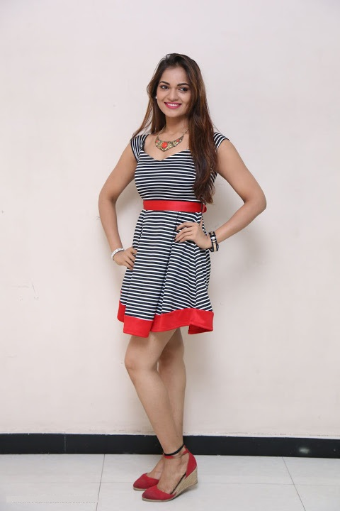 Ashwini gray color dress wide gallery