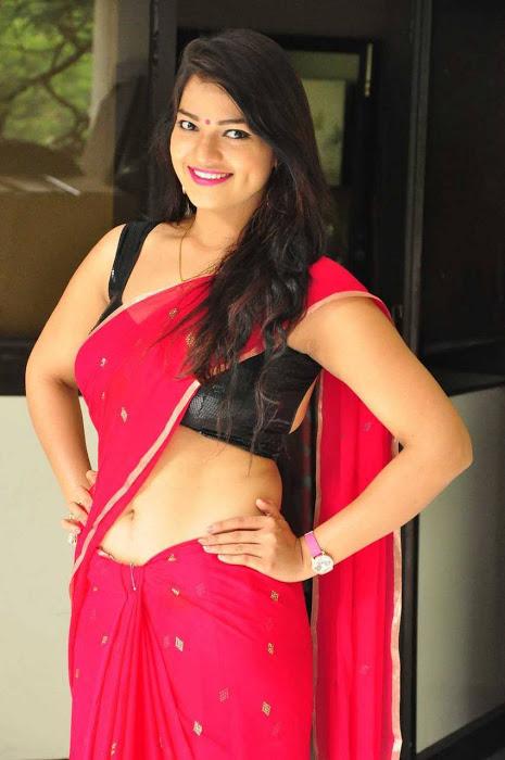 Ashwini red saree cool gallery