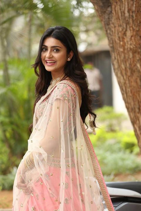 Avantika mishra half saree beautiful pictures