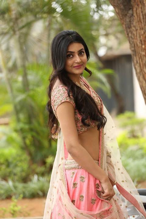Avantika mishra half saree hd stills