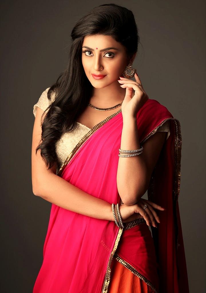 Avantika mishra red dress beautiful pictures