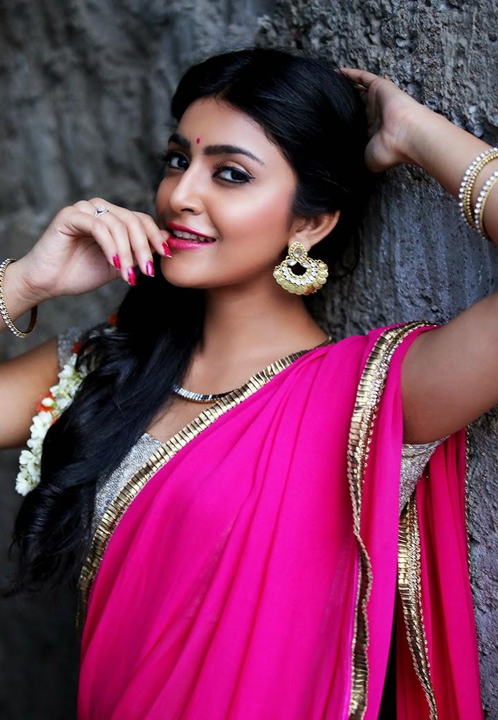 Avantika mishra red dress photoshoot stills