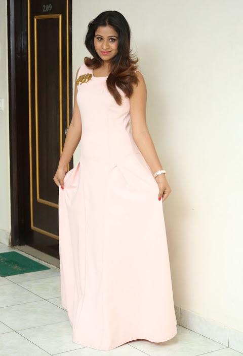 Manali rathod white dress hd interview photos