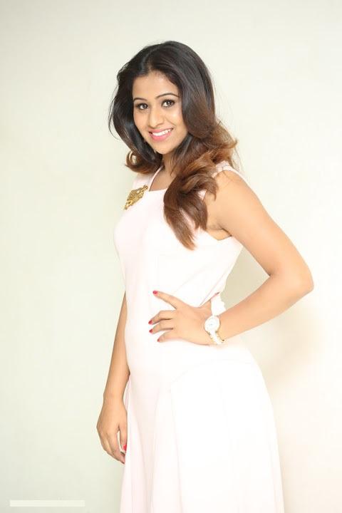 Manali rathod white dress hd photoshoot stills