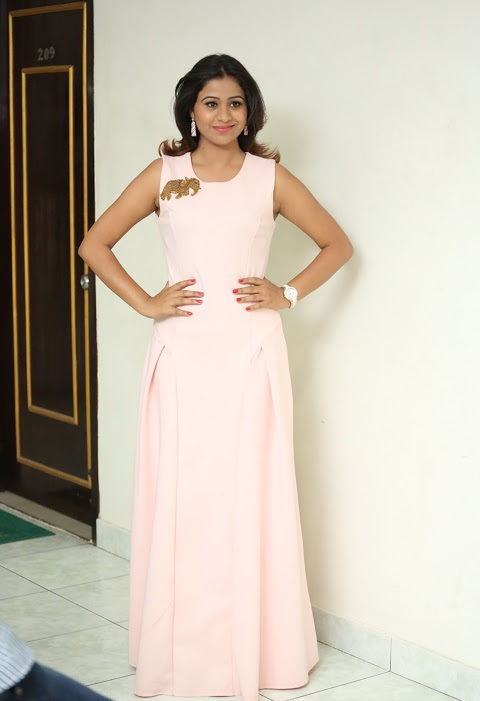 Manali rathod white dress movie promotion cool pictures