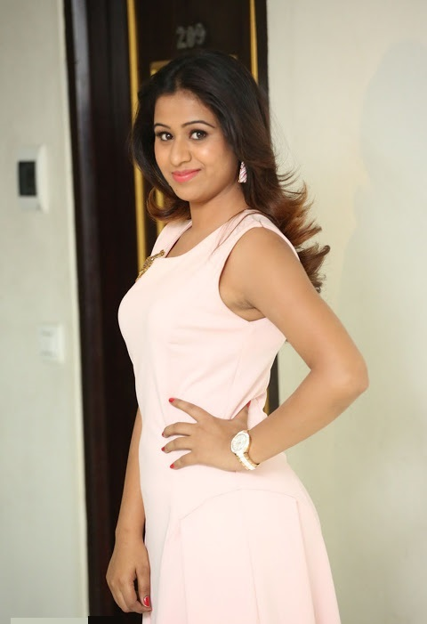 Manali rathod white dress smile pose photos