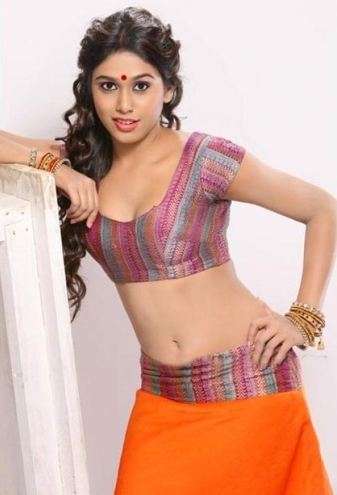 Manisha yadav orange color image photos