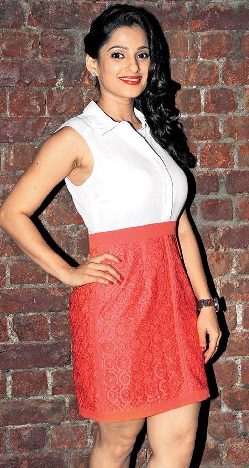 Priya bapat mini dress photos