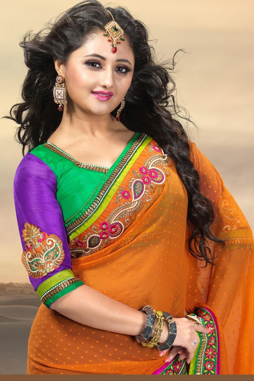 Rashmi desai saree pictures