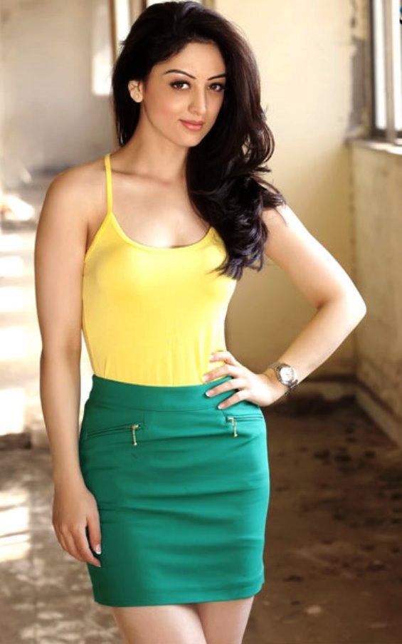 Sandeepa dhar mini dress photos