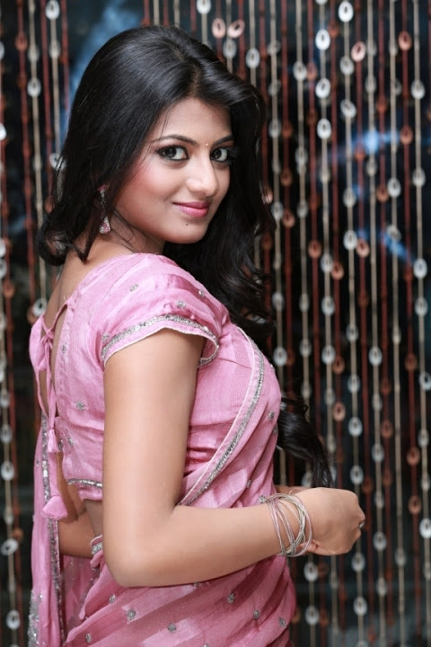 Sanyathara cute interview pictures