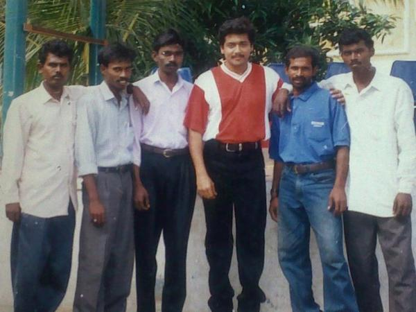 Actor suriya young age photos