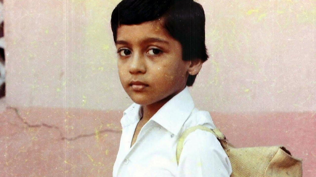 Actor surya childhood photos
