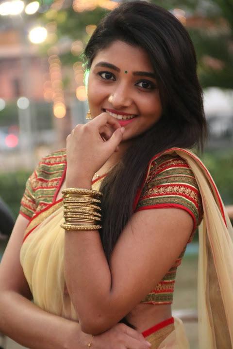 Adithi menon exclusive yellow photos