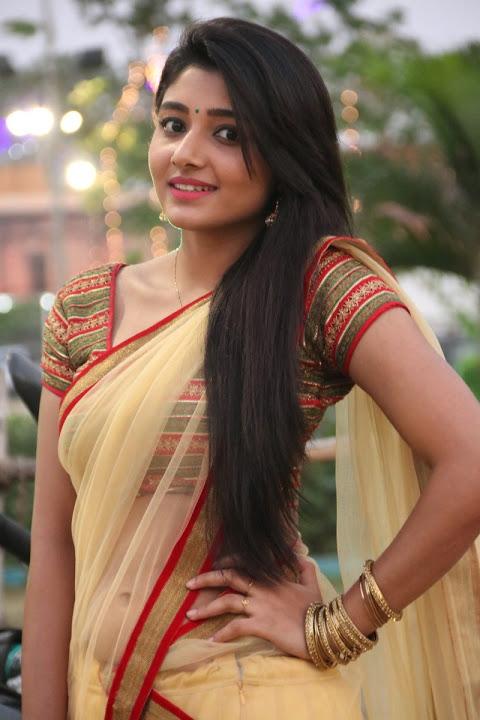 Adithi menon modeling yellow pics