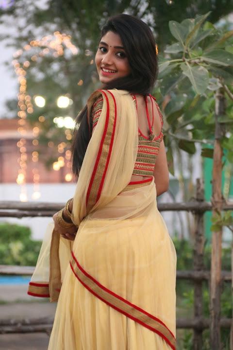 Adithi menon photoshoot yellow fotos