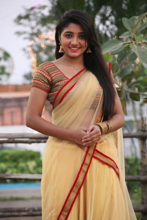 Adithi menon wide yellow slide show