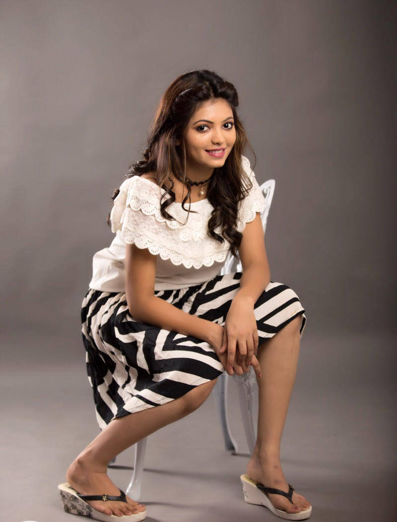 Athulya ravi wide gallery