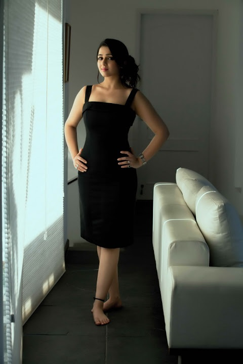 Charmi kaur movie promotion slide show