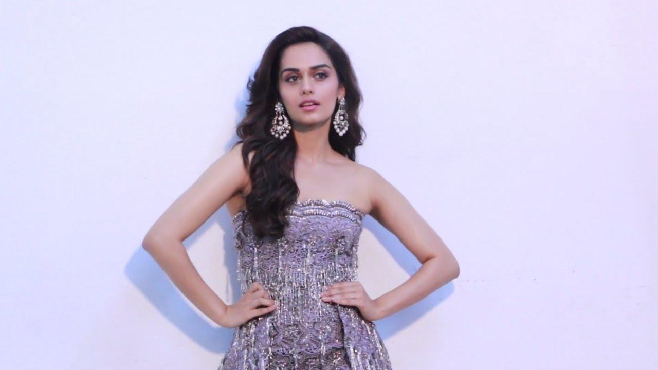 Manushi chhillar miss world 2017 image