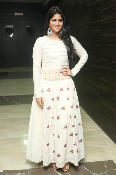 Megha akash white dress desktop photos