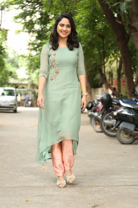 Miya george green dress cute photos