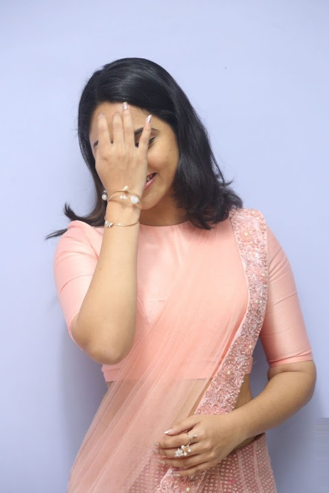 Miya george pink dress press meet slide show