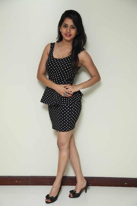 Nabha natesh black dress unseen pictures