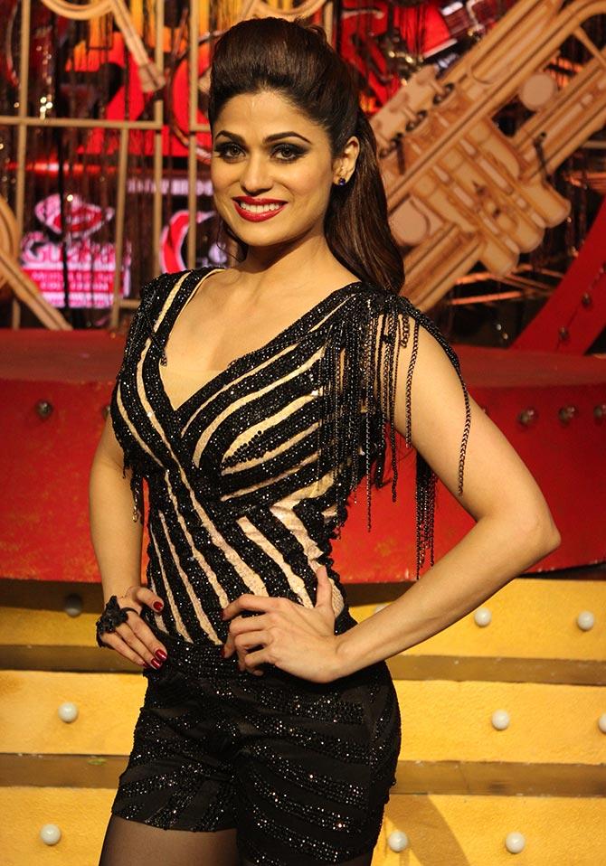 Shamita shetty dance photos