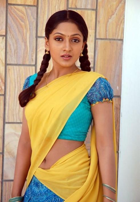 Sheela kaur half saree photos