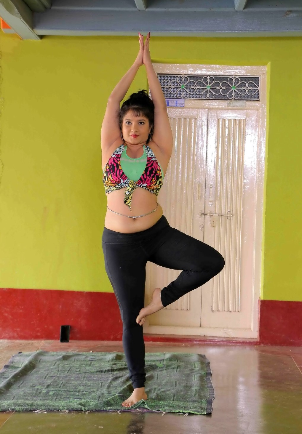 Shubha poonja yoga photos