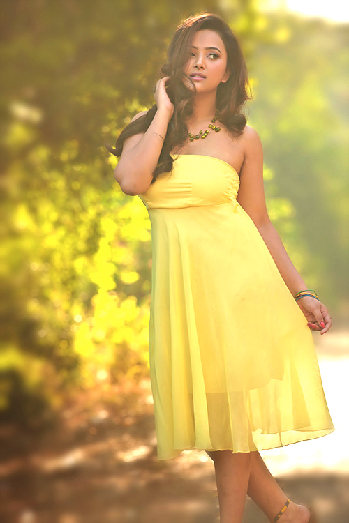 Shweta basu prasad yellow wallpapers