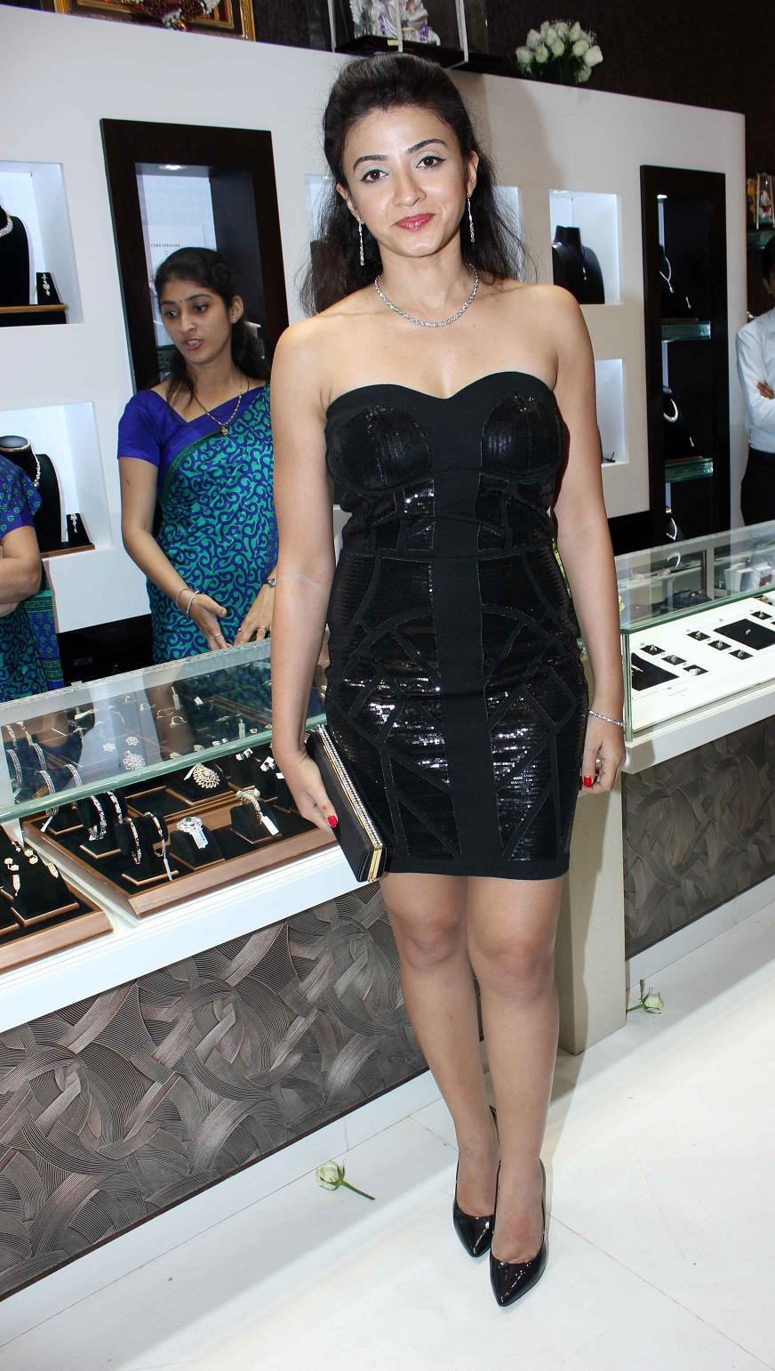 Suhasi goradia dhami mini dress photos