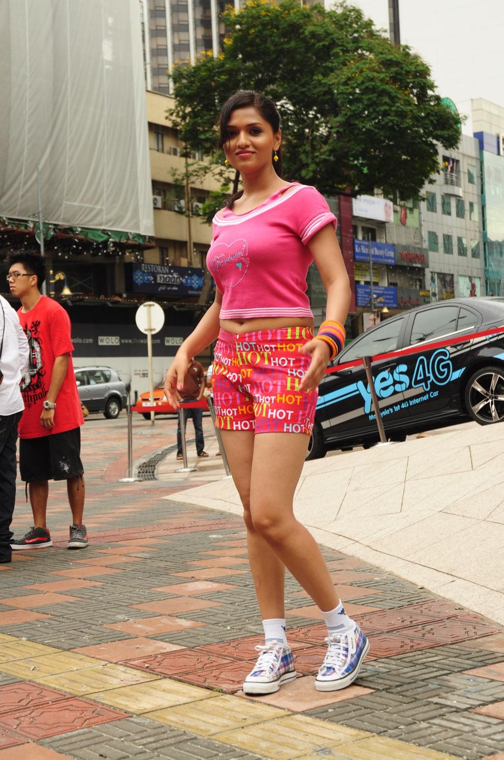Sunaina mini dress photos