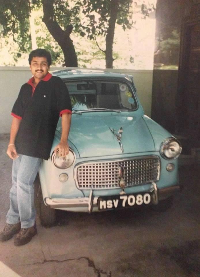 Suriya old rare fotos