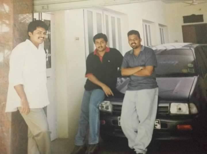 Suriya old rare photos
