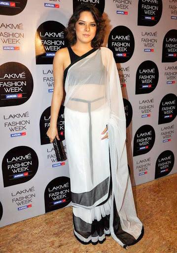 Udita goswami saree photos