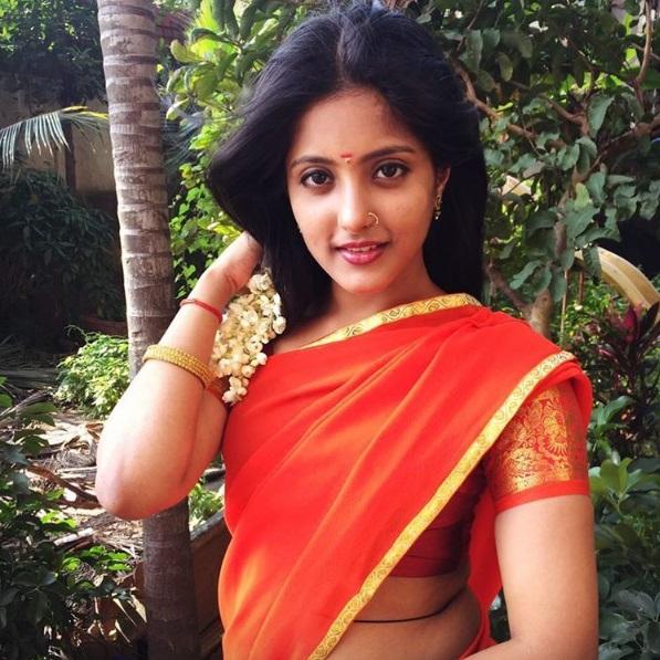 Ulka gupta saree pictures