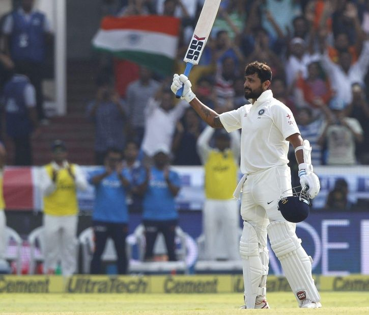 Murali vijay test match wallpaper