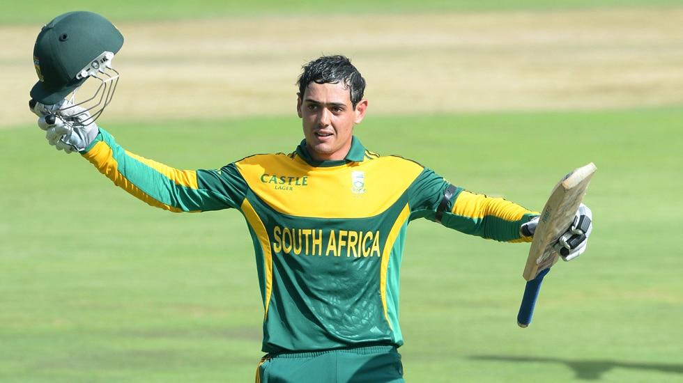 Quinton de kock south african cricketer photos