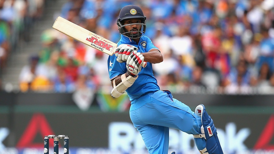 Shikhar dhawan batting photos