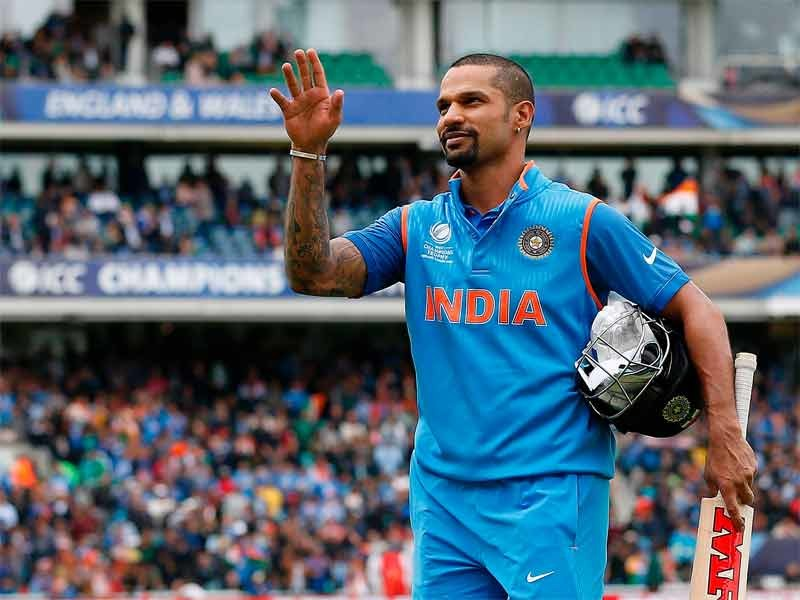 Shikhar dhawan desktop wallpaper