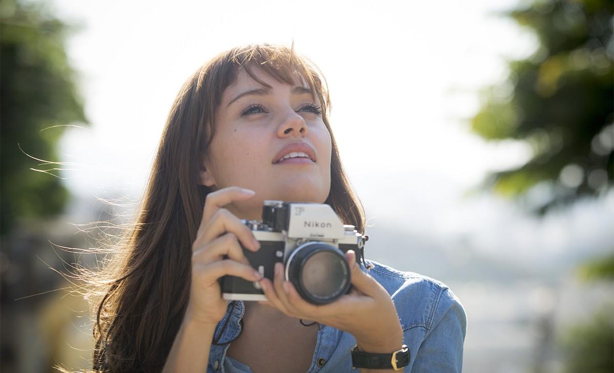 Sophie charlotte photoshoot stills