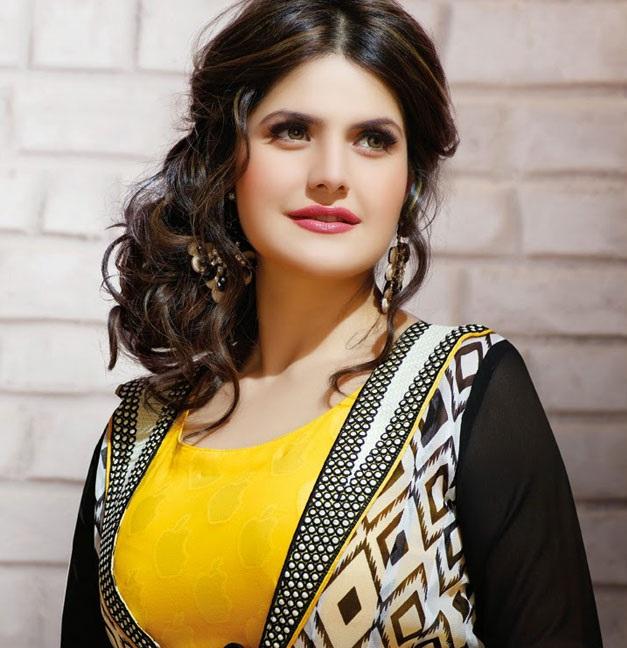 Zarine khan hair style photos