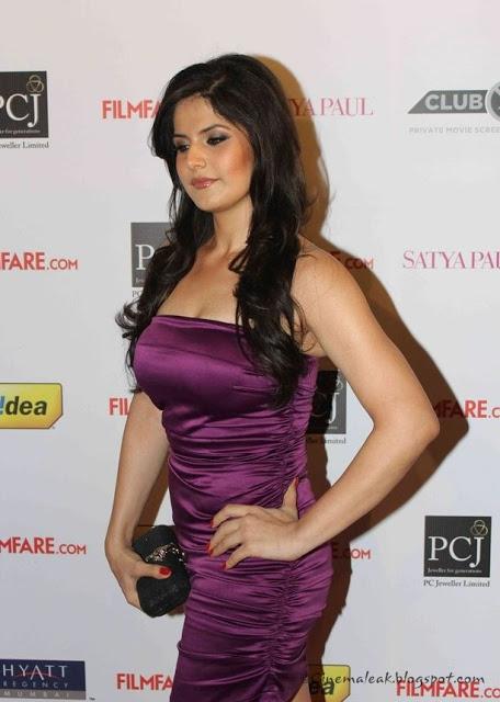 Zarine khan launch photos