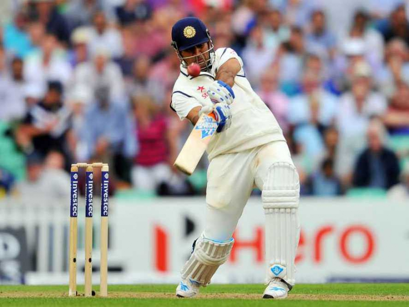 Dhoni helicopter shot test match pictures